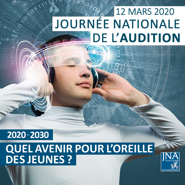 JOURNEE NATIONALE DE L'AUDITION